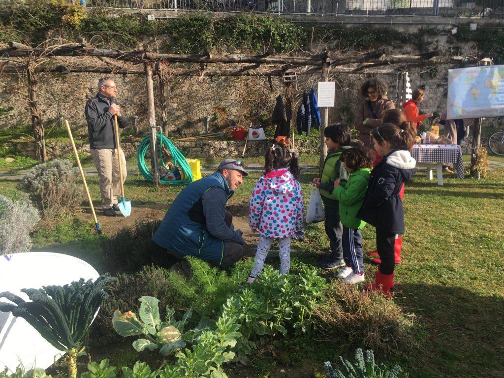L orto del giardino della lumaca versiliana festival - L orto in giardino ...